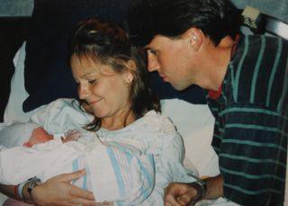 newborn Caleb