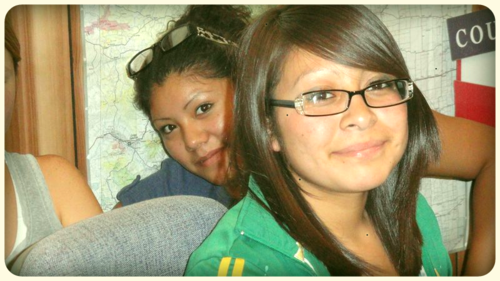 Iesha & Theresa